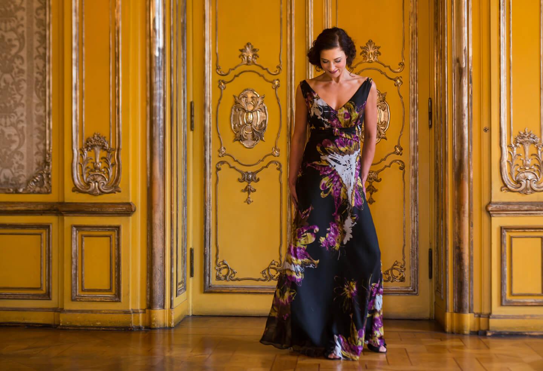 Lange Abendkleider - Glamourös mit Star-Appeal  Friske & Lübcke